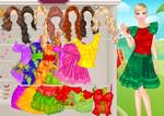 игра Барби приглашена на вечеринку
