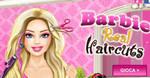игра Реальные прически Барби