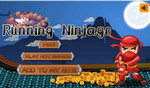 игра Бегущий Ниндзя