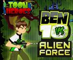 игра Бен 10 омниверс