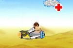 игра BEN 10 Бой в воздухе