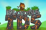 игра Защита обезьян