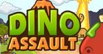 игра Нападение динозавров