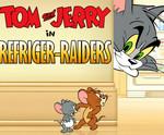 игра Джерри пытается стащить  еду