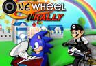 игра Гонки на одноколесных мотоциклах