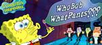 игра Губка Боб: Мыльные Пузыри