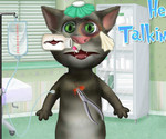 игра Лечение Кота Тома