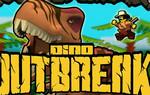 игра Лего - Охота на динозавров