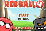 игра Красный шарик 4