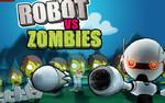 игра Робот против Зомби