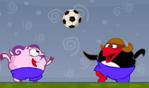 игра Смешарики: Футбол
