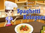 игра Готовим спагетти