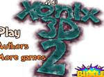 игра Ксоникс 3D